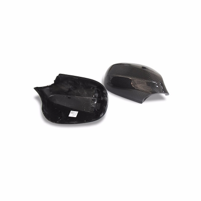 Carbon Mirror Caps Replacement OEM Fitment Side Mirror Cover for BMW E92 2D Coupe E93 2D Convertible LCI