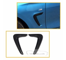 Carbon Fiber Fender For BMW 4 Series F32 F33 F36 Carbon Fiber Fender Light Trim 2014 2015 2016