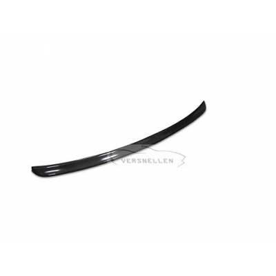 For Audi A4 B8 Carbon Fiber Rear Trunk Spoiler S4 Style Carbon Fiber rear trunk wings 4-door sedan 2009 2010 2011 2012